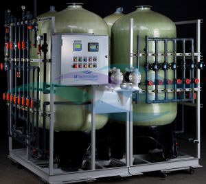 Ion exchange Bio Diesel Dry process systems